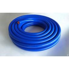 Рукав силиконовый d 25 (синий) гор.вода, тосол, 6атм