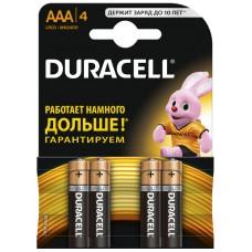 Батарейка DURACELL LR03 BASIC ААА