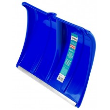 Лопата СИБИН снеговая б/черенка, 500мм, синяя