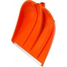 Лопата СИБИН снеговая  410мм, оранжевая