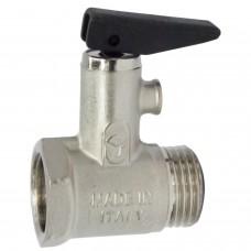 Клапан предохранительный  д/бойл.с ручкой ITAP 367