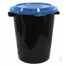 Бак 90,0л Черный/Синий (1) М2394