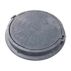 Люк полимерный ТМ 250кН черный