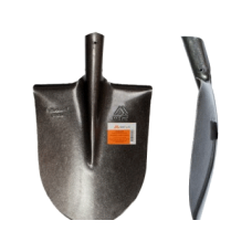 Лопата штыковая универсальная рельс сталь ЛШУ