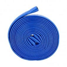 Теплоизоляция d=18х4мм для труб 16мм (бухта - 11п.м.) синяя