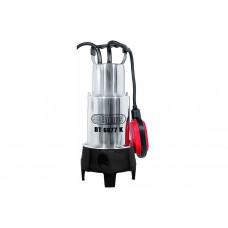 Насос Eipumps ВТ6877К INOX измельчающий, фекальный 1600Вт, 24000 л/ч