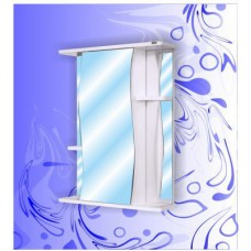 230 Шкаф-зеркало Шторм 550