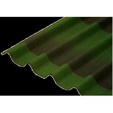 ОНДУЛИН ЧЕРЕПИЦА зеленый