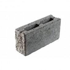 Блок рваный перегородочный серого цвета 40*20*10мм