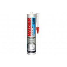 Герметик Hauser SANI силикон санитарный бесцветный 260мл