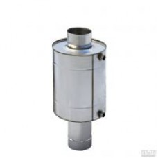 Теплообменник D115 нерж.0,8 мм/нерж.0,8 мм, 8л.