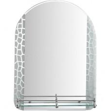 Зеркало FRAP F694 45х60 с полочкой