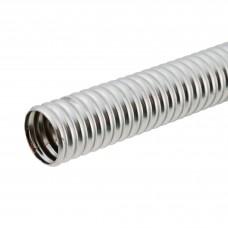 Труба гофрированная из нержавеющей стали термообработанная диаметр 15